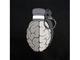 Mono crystal Brainade print