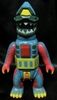 cyborg Zagoran (NAOYA IKEDA CUSTOM / red molding / light blue / green / yellow /)
