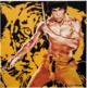 """CANVAS  ART THEATER ACT.1 """"BRUCE LEE"""" """"The Yellow Faced Tiger """""""