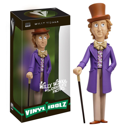 Willy Wonka And The Chocolate Factory Willy Wonk