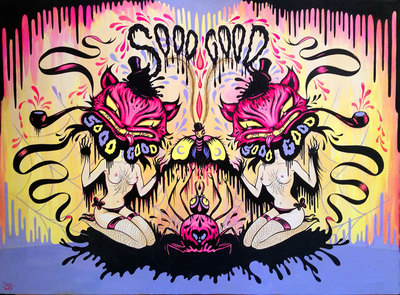 Sooo_good-camille_rose_garcia-acrylic-trampt-268073m