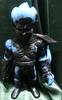 chaos man Gao (blue / black marble molding)
