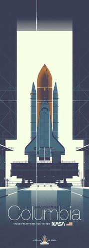 Space_shuttle_columbia_print-kevin_dart-screenprint-trampt-268521m