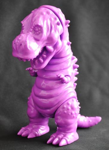 Chirabo_purple__unpainted_tyranbo_purple__blank-cojica_toys_hiramoto_kaiju-tyranbo-cojica_toys-trampt-268926m