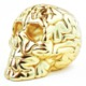 MINI Skull Brain - 24K GOLD EDITION
