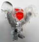 Obake Ghost - BALZAC MOON LIGHT GHOST 2ndGEAR BALZAC ver. (Gin lame molding / sheet: ク rear / monochrome bone)