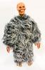 DCON 'Goo-coat' Shagghoulie - orangegoo