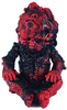 Autopsy Zombie Stable Baby - Red/Black