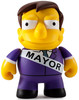 The Simpsons : Mayor Quimby