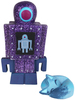 Grape Robot and Fox