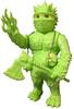 Berserker - Unpainted Green GID