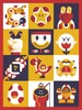 """Mario World Mashup"" Print"