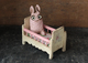 Nursery Pipsqueak: Crib (Pink)