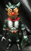 Chaos Man Six ( black molding / Metamidori / copper color / red / red scarf )