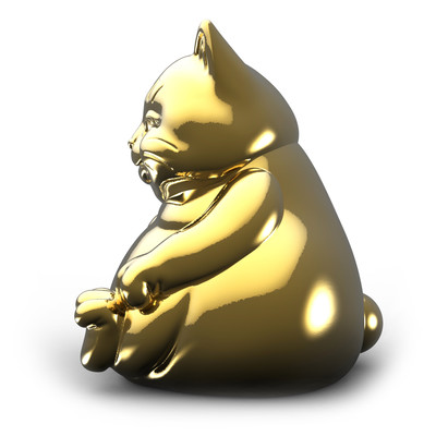 Maitreya_cat_-_chrome_gold-mighty_jaxx-maitreya_cat-mighty_jaxx-trampt-273256m