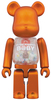 100% - My First Be@rbrick B@by Pearl Orange