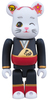 Be@rbrick - Marriage Maiko Beckoning Cat 100%