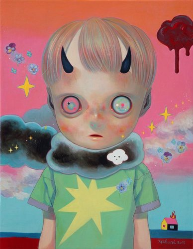 Children_of_this_planet_33-hikari_shimoda-oil-trampt-273628m