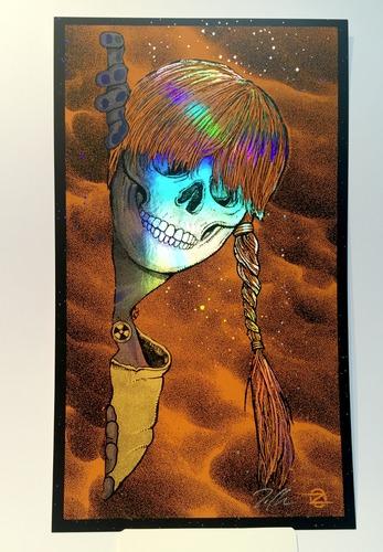 Sue_nami_-_handbill_foil_edition-zoltron-gicle_digital_print-trampt-273882m