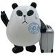 Panda-a-Panda - Hong Kong Stamp On On