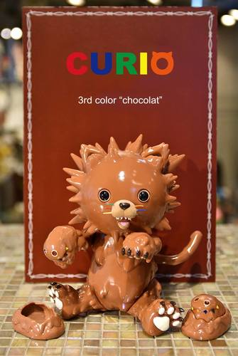 Curio_3rd_color_chocolat_chocolate-instinctoy_hiroto_ohkubo-curio-instinctoy-trampt-274837m