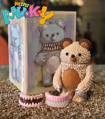 Mini_muckey_2nd_color_choco_cake-instinctoy_hiroto_ohkubo-mini_muckey-instinctoy-trampt-274846m
