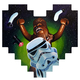 Disarming_a_stormtrooper-manlyart_jason_chalker-acrylic-trampt-275465t