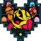 """Mr. PacMan"" Wood Print"