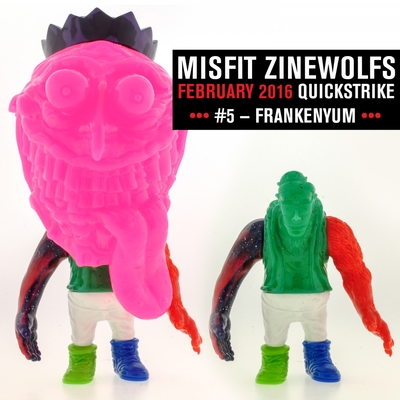 Zinewolf_quickstrike_5_-_frankenyum-hateball_justin_jewett-zinewolf-rocket_society-trampt-275781m
