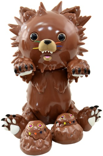 Curio_3rd_color_chocolat_chocolate-instinctoy_hiroto_ohkubo-curio-instinctoy-trampt-275877m