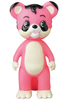 Pink Raccoon Pokopon