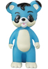 Blue Raccoon Pokopon