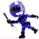 Mighty Morphin Power Rangers - Stealth Blue Ranger