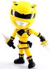 Mighty Morphin Power Rangers - Stealth Yellow Ranger