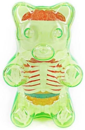 Baby Clear Gummi Bear Funny Anatomy Green Gummi Trampt Library