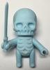 Skulltula Gaikotyu (Swordsman) (Pastel Blue)