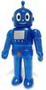 Ace Robo - Blue Glitter