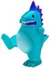TCON the Toyconosaurus - Clear Teal