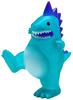 TCON the Toyconosaurus - Clear Teal