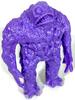 Kaiju Rhaal - Blank Purple