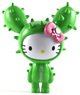 Cactus Friends Hello Kitty