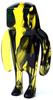 Stranger - Yellow Swirl