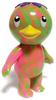 Kappa Kid - Marbled Pink & Green