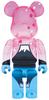 Be@rbrick Fuji Pink - 400%