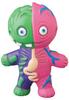 Green/Pink Gakki Kun