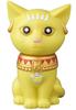 Yellow Bastet God
