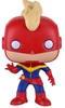 Captain Marvel - Masked (154)