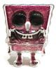 X-Ray Spongebog - Pink Glitter
