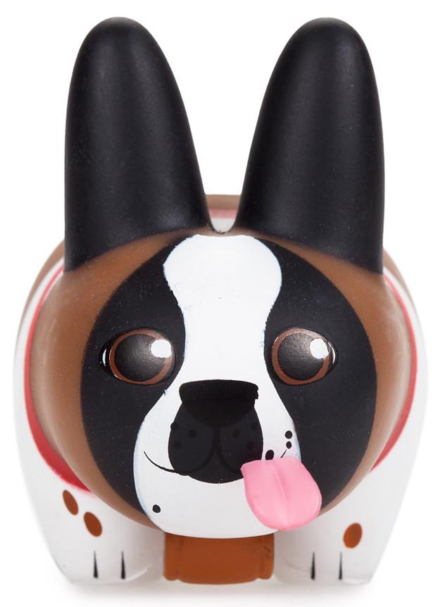 Kidrobot Frank Kozik Kibbles /'n Labbits Dogs Vinyl Mini Series Figure Pug 4//40