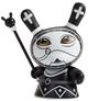 Shah Mat Dunny Chess - Bishop (Black)